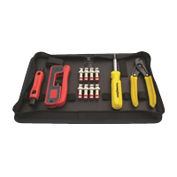 Platinum Tools 90202 Premier Series: CCTV Connectivity Kit