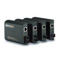 """""""Signamax 065-1110 10/100BaseT/TX to 100BaseFX Media Converter SC Multimode, 2 km Span"""""""