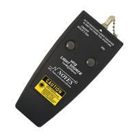 AFL VFI2-01-0900PR VFI2 visual fault identifier with 2.5mm and 1.25mm adapters