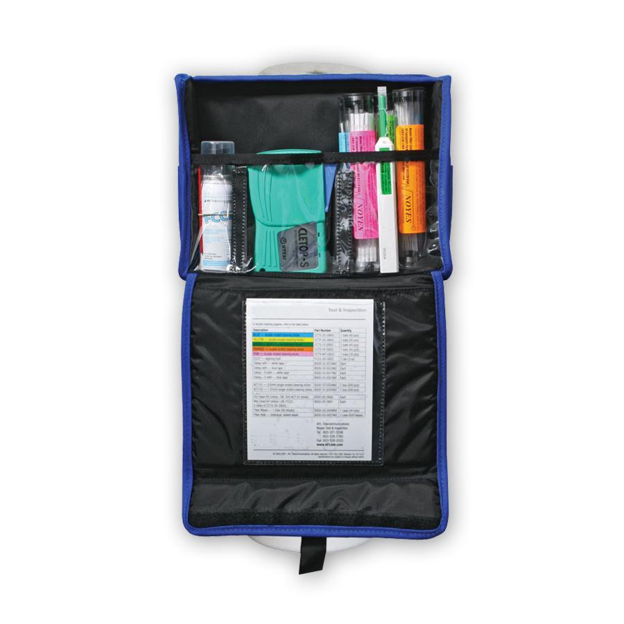 Noyes FCP1-00-0908 Noyes FCP1 Fiber Cleaning Pack