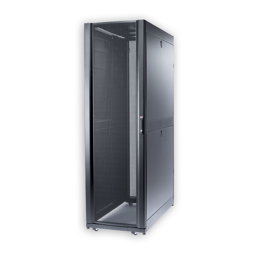 APC AR3307 NetShelter SX 48U 600mm Wide x 1200mm Deep Enclosure
