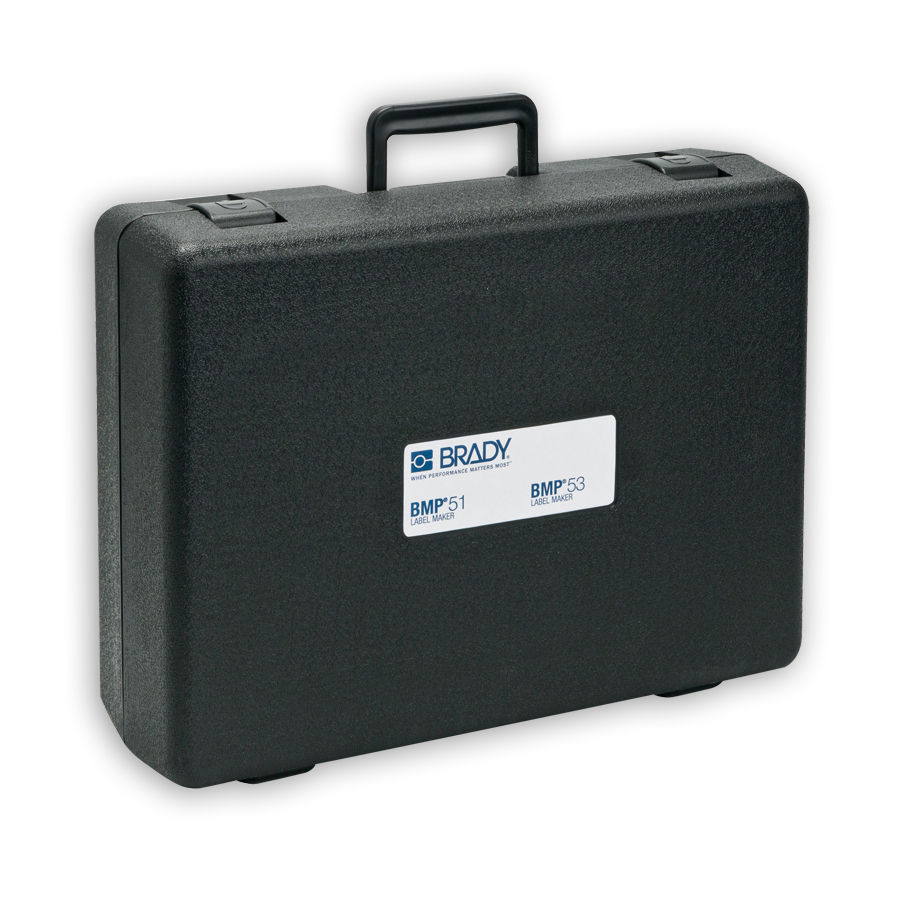 Brady M50-HC BMP50 Series Hard Carrying Case