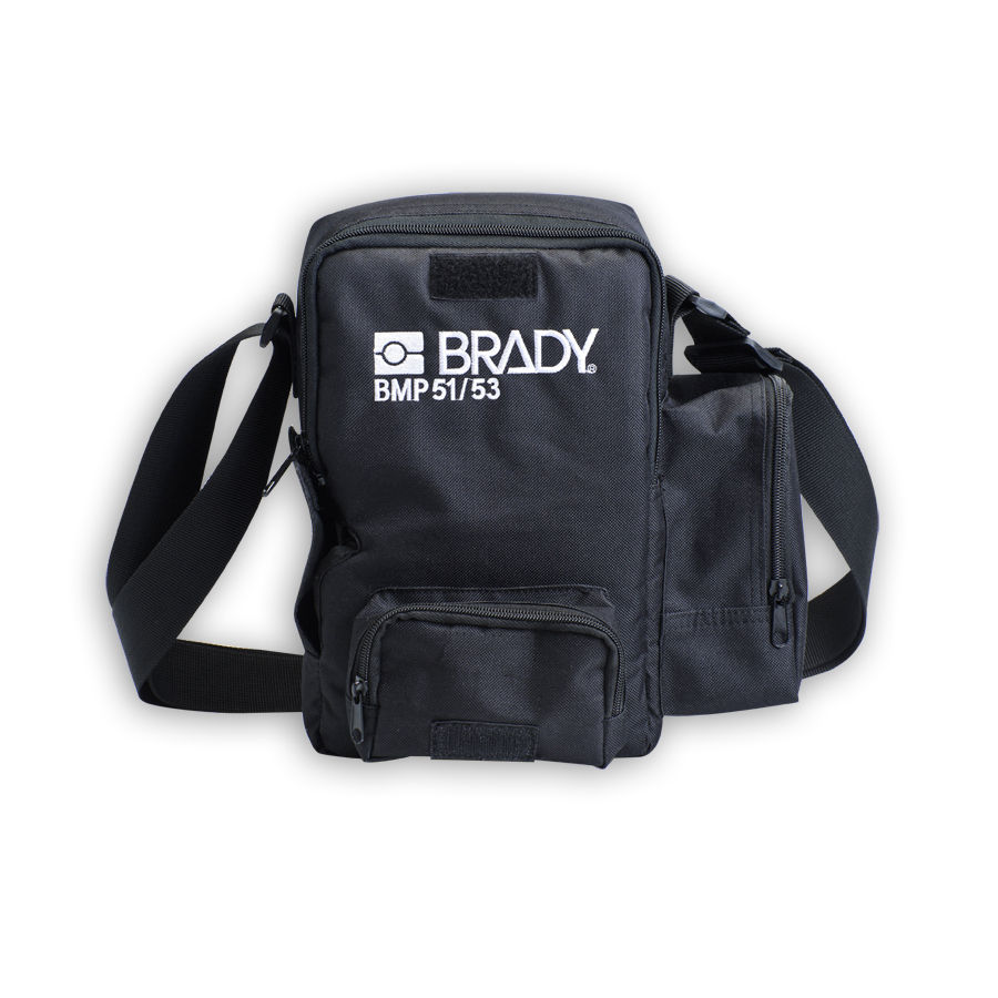Brady M50-SC Soft Carrying Case for BMP50 Series