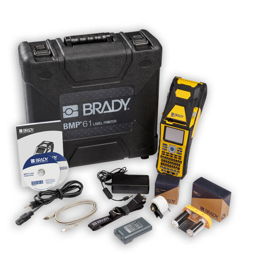 Brady BMP61-W BMP61 Label Printer with WiFi