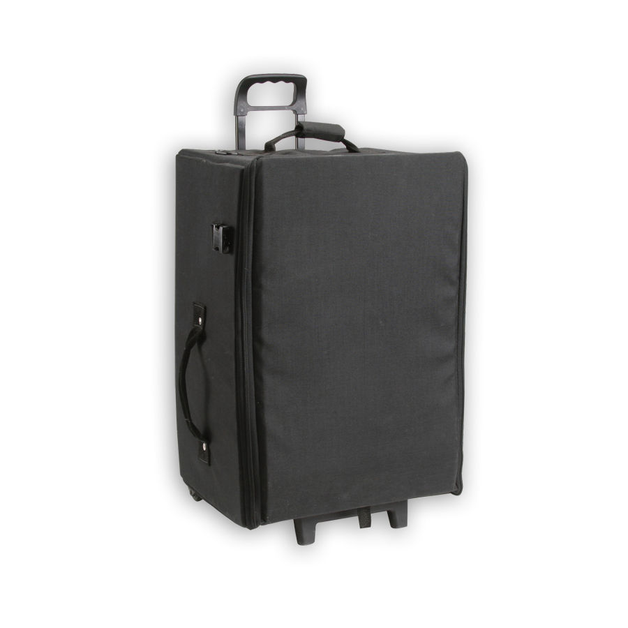 Brady 76802 Hand Carrying Case with Wheels