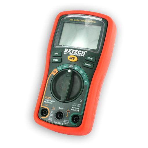 Extech Digital Multimeter : Extech ex mini digital multimeter voltage detector