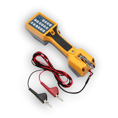 Fluke Networks 22800001 TS22 Test Set With Angled Piercing pin Clips