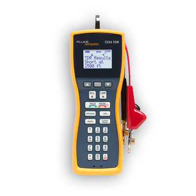 """Fluke Networks TS54-A-09-TDR TS54 + TDR, ABN with Piercing Pin"""