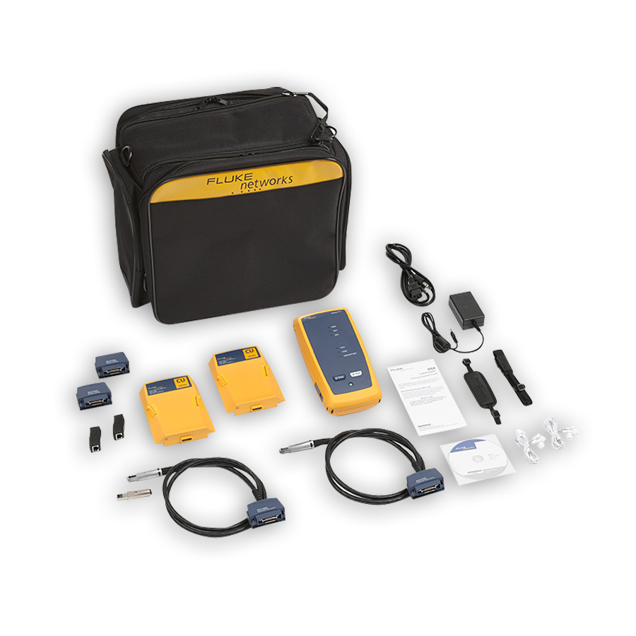 Fluke Networks DSX-ADD-R DSX-5000 Add-on Kit with Remote