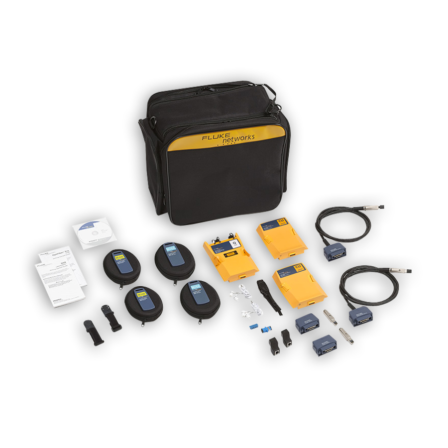 Fluke Networks DSX-OFP-Q-ADD DSX-5000 with OTDR Quad Add-on Kit