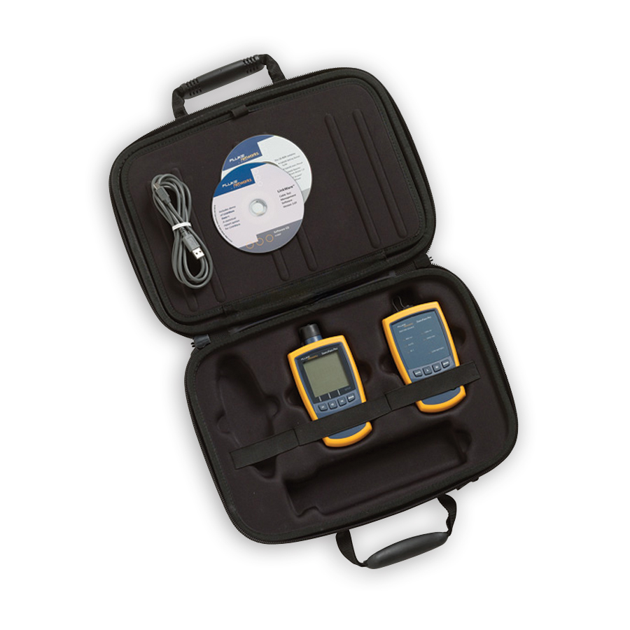 Fluke Networks FTK2000 Basic Verification Kit (SM)