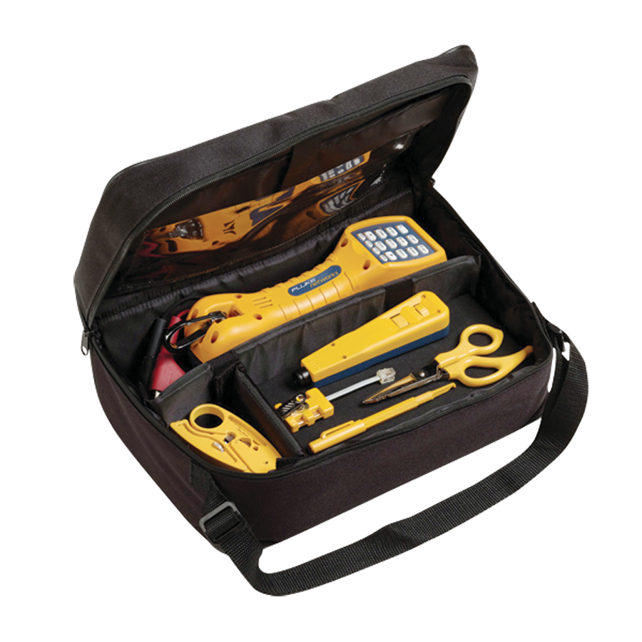Fluke Networks 11290000 Electrical Contractor Telecom Kit