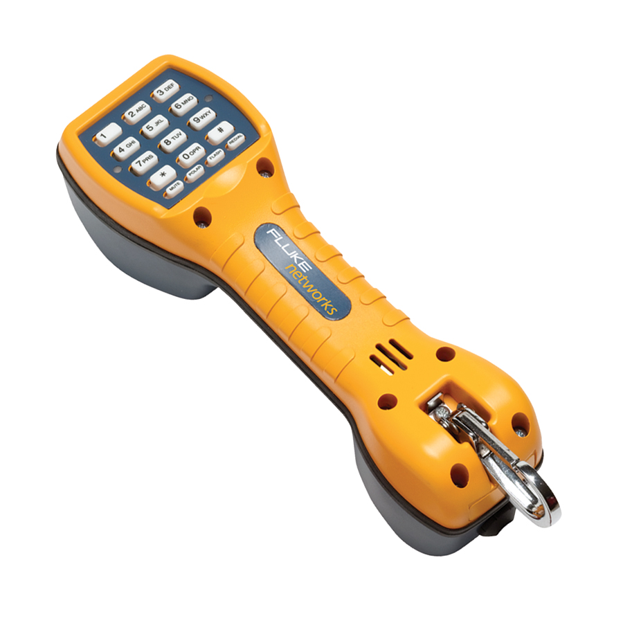 Fluke Network Tools : Fluke networks electrical contractor telecom kit