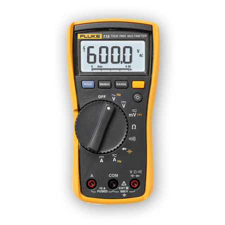 Fluke 115 Series Digital Multimeters