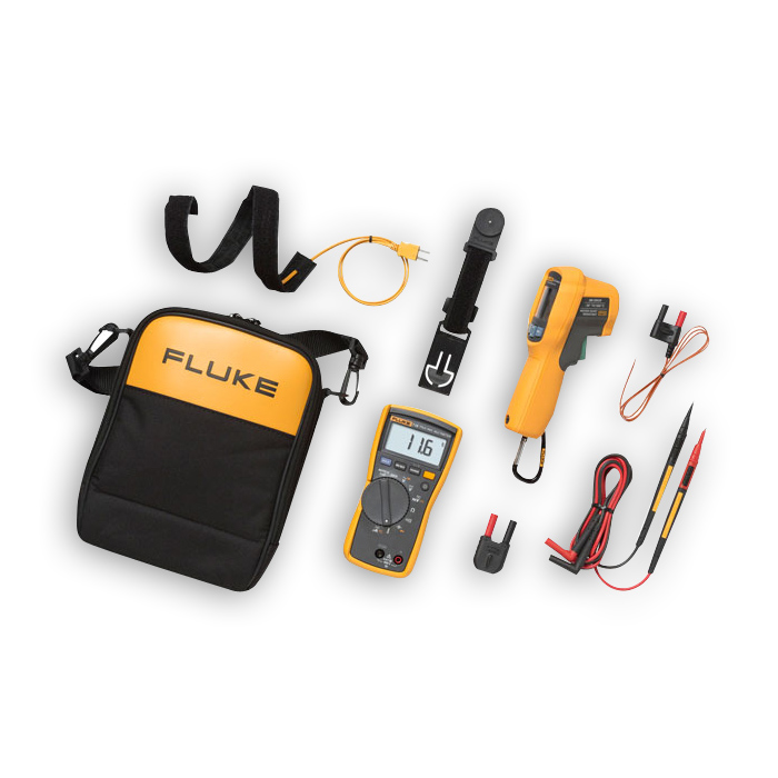 Fluke 116/62 HVAC Combo Kit