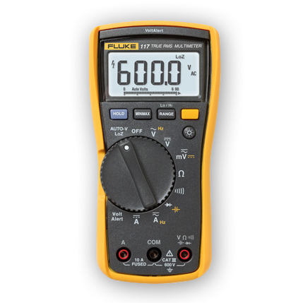 Fluke 117 Series Digital Multimeters