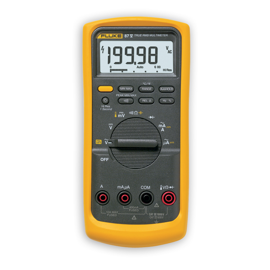 Fluke 87-5 Series Digital Multimeters