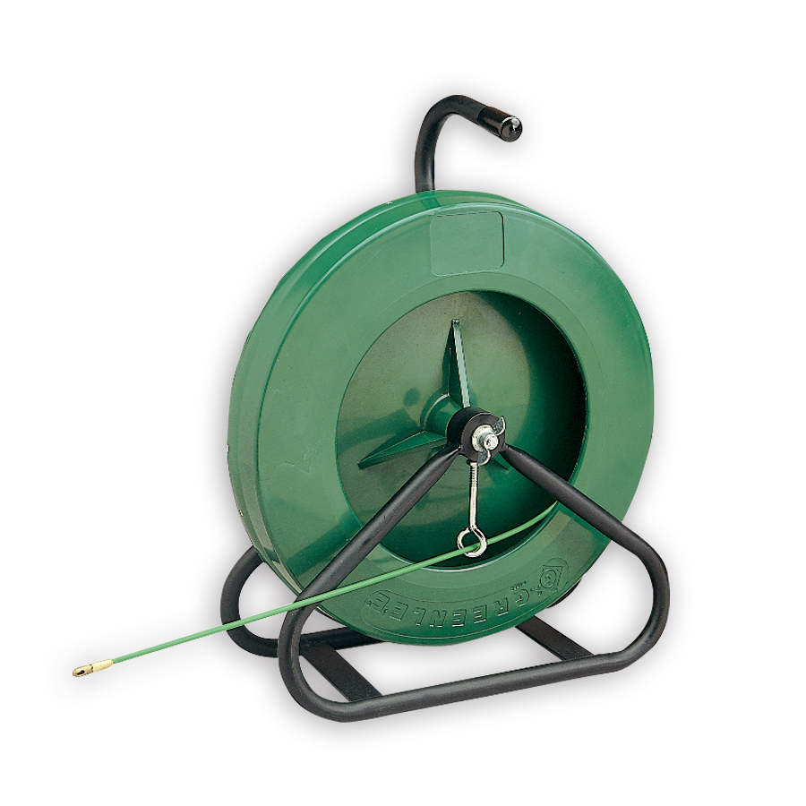 Greenlee 542-200 200' Fish Tape with Reel