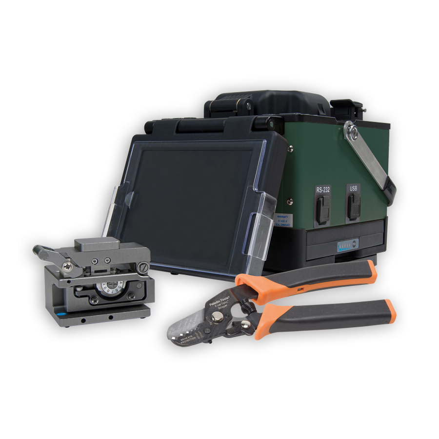 Greenlee 910FS Optical Fusion Splicer