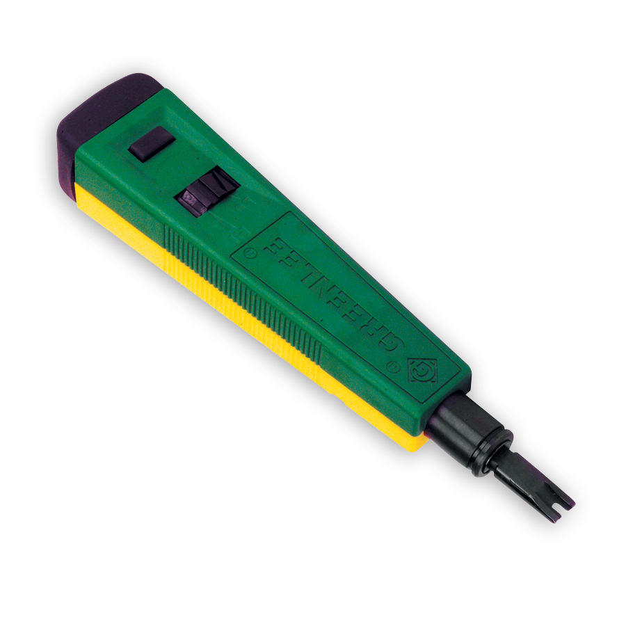 Greenlee 46023 Punchdown tool with 110 blade