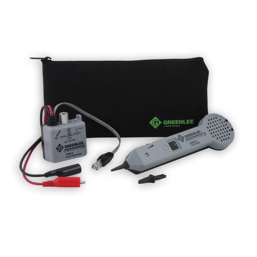 Greenlee Tone And Probe Kits Auto Shut Off Generator Circuit 601k G Basic Kit