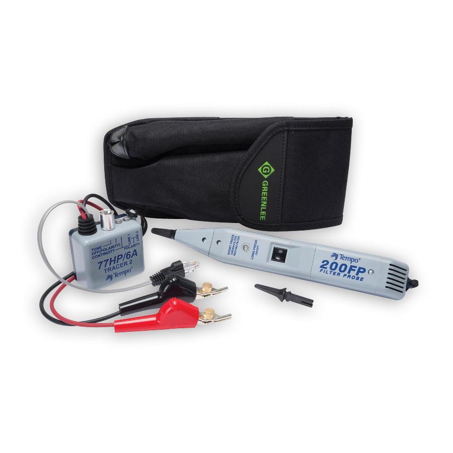Greenlee 801K Tempo Premium Tone and Probe Kit
