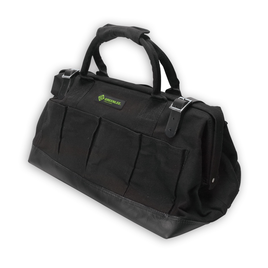 """Greenlee 0158-11 20"""" Electricians Bag"""