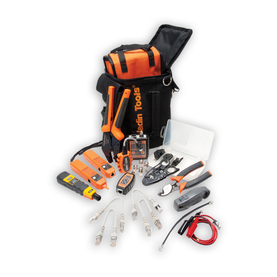 Paladin Tools PA4933 Ultimate Premise Service Kit