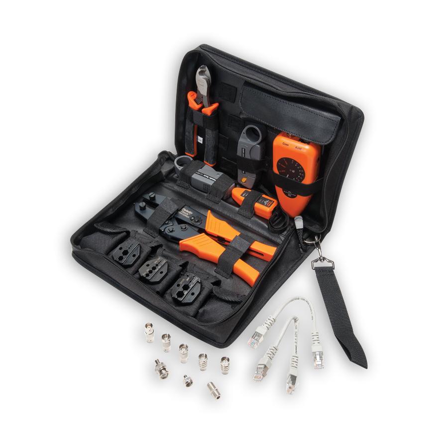 Paladin Tools PA901081 CoaxReady Deluxe Kit