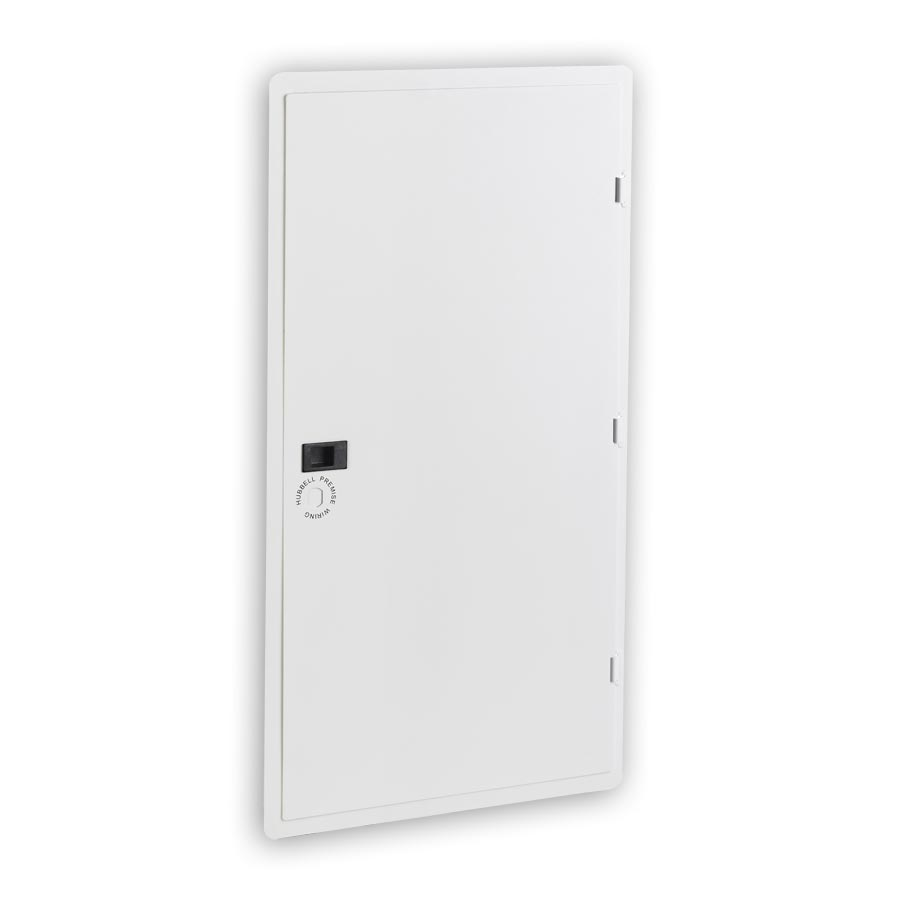"""Hubbell NSOBOX28C 28 Inch Network Enclosure, Panel Cover, 29.29öH x 15.54öW x 0.20öD"""