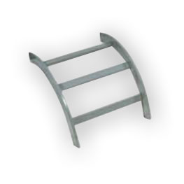 """Hubbell HLI1890 Degree Ladder Rack Inside 90 Degree 18"""""""