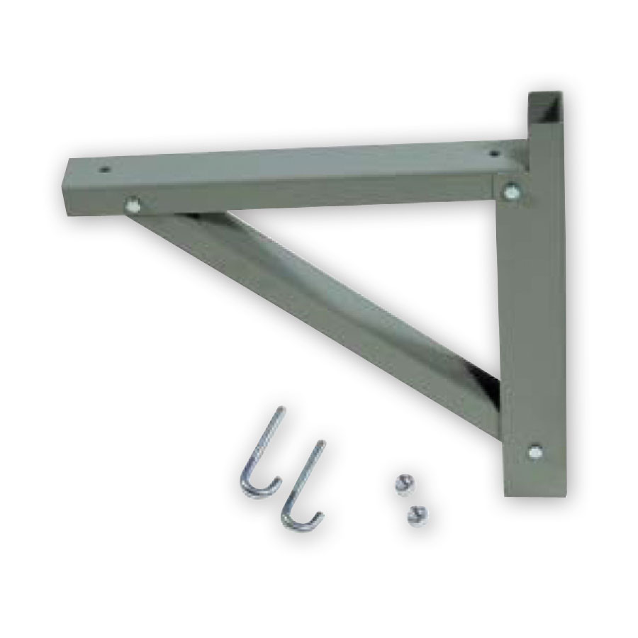 """Hubbell HLTSB24B 24"""" Triangle Wall Support"""