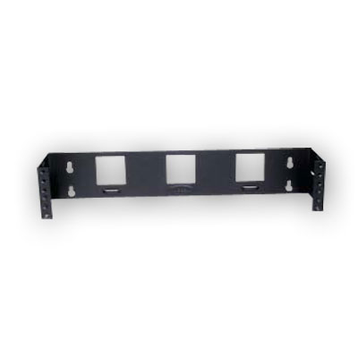 """Hubbell HPWWB2U4 Wall Mount Bracket, Hinged, 3.5""""H x 4""""D"""