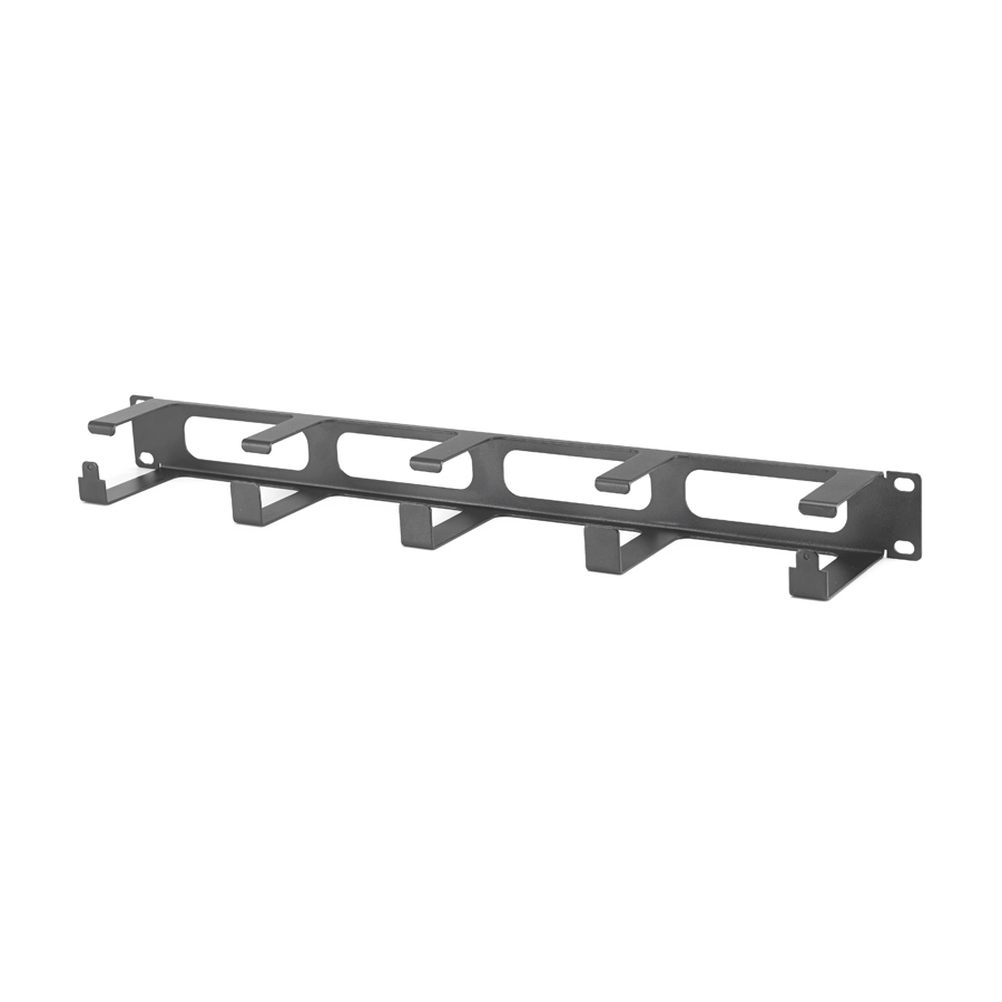 """""""Hubbell HS13S Series Cable Management, 1RU, 3ö extension Without cover"""""""