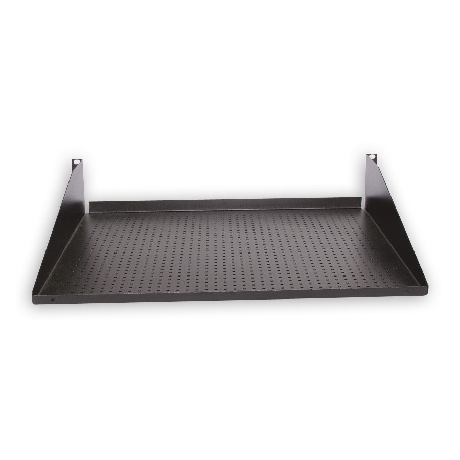 """Hubbell MCCCWS19 Equipment Shelves, Center-Weighted, Solid, 75lbs, 3.5""""L x 17""""W x 19""""D"""