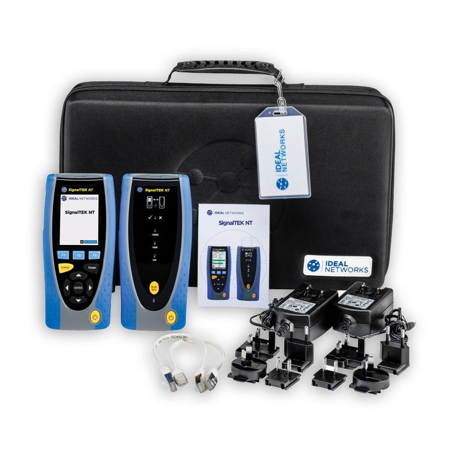 Ideal R156003 Network Transmission Tester - SIGNALTEK NT
