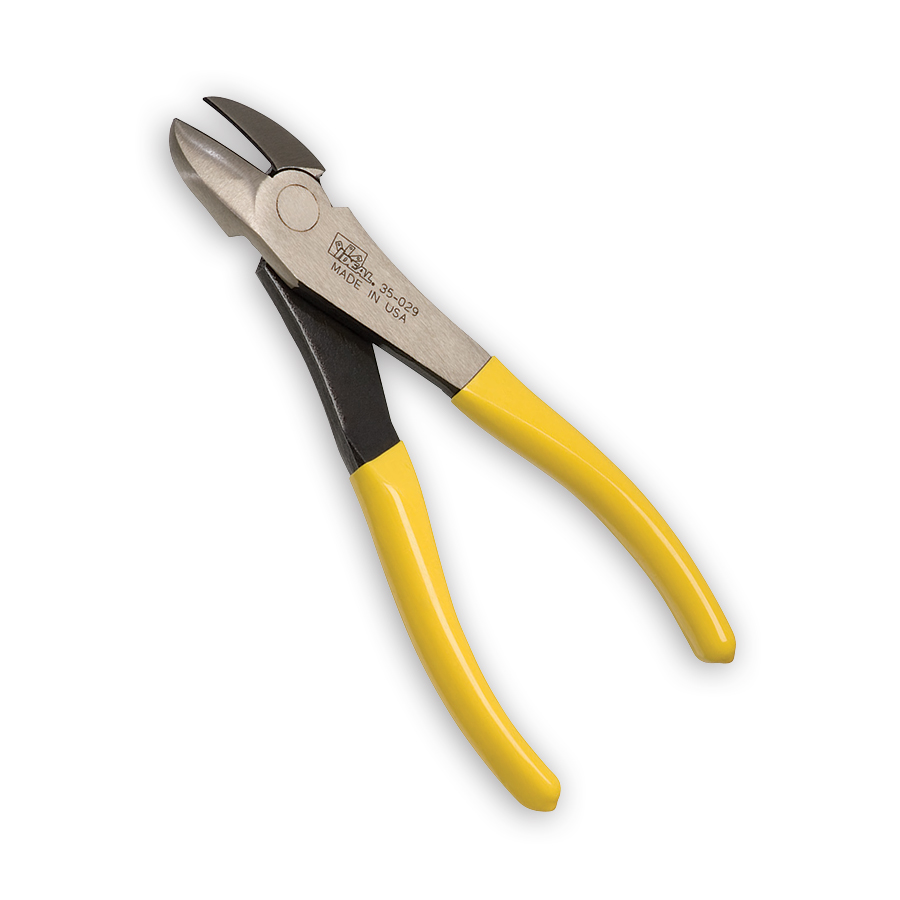 """Ideal 35-028 Diagonal-Cutting Pliers, 8 Inch Length"""