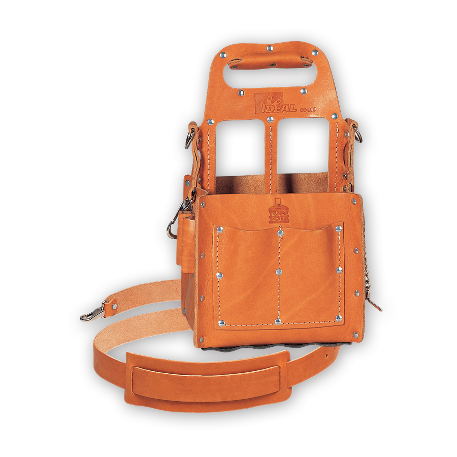 Ideal 35-950 Tuff-Tote Tool Pouch w/Shoulder Strap