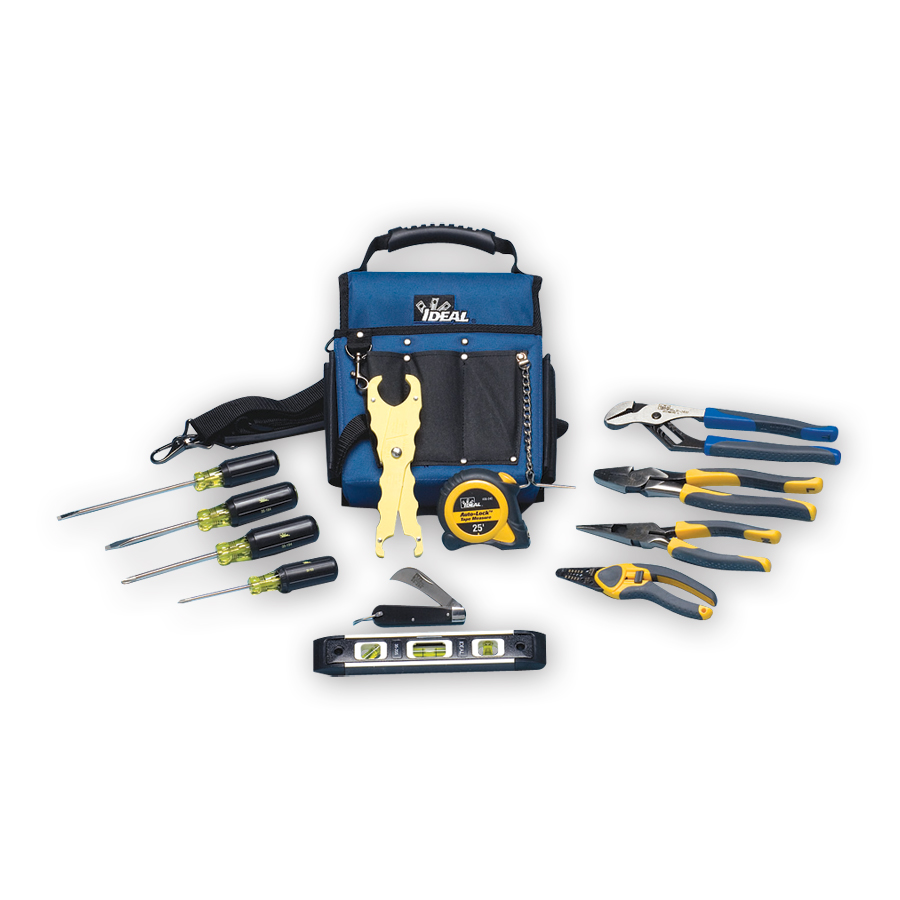 Ideal 35-790 JOURNEYMAN ELECTRICIAN'S KIT