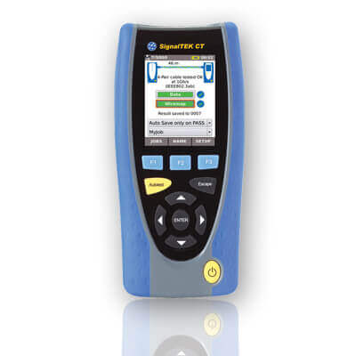 Cable Certifiers Category 6 Cable Certifiers From