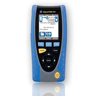 graphic relating to Cat6 Cable Tester With Printable Results named Cable Certifiers Classification 6 cable certifiers towards
