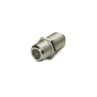 """T3 Innovation AD004 F-Connector Coupler, F81"""