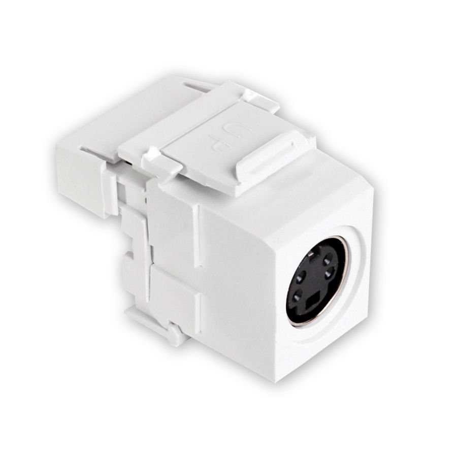 Leviton 40734-SV* S-Video Connector