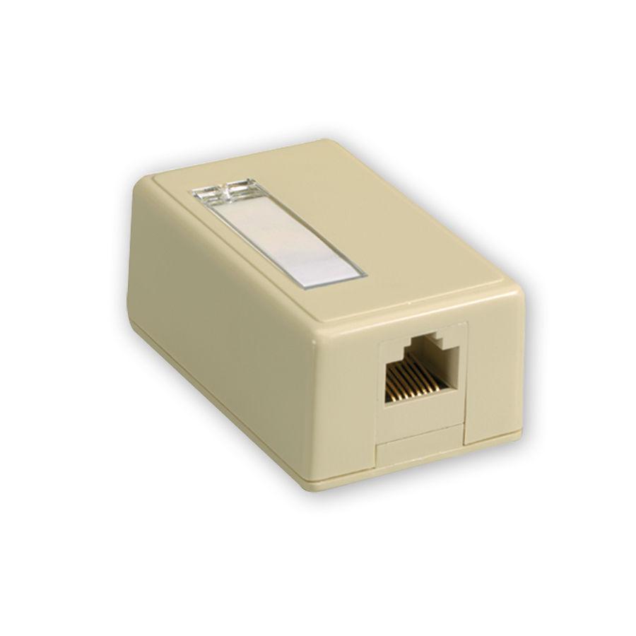 Leviton 41089-1*P 1-Port Surface Mount Box