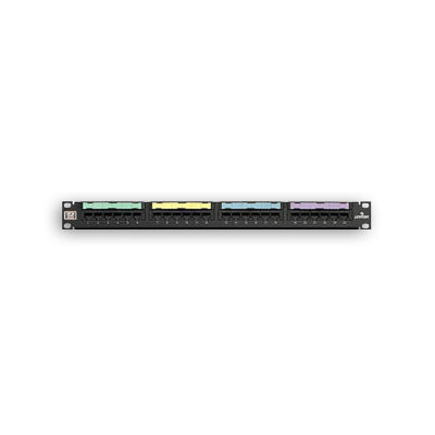 Leviton 5G596-U24 24 port patch panel category 5e