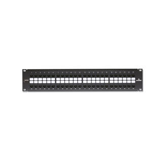 Leviton 69270-U48 48-Port CAT 6 Patch Panel
