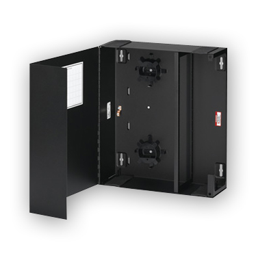 Leviton 5W710-00N Fiber Wall Mount Enclosure