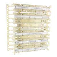 """""""Leviton 41AW2-300 GigaMax 5e 110-Style Wiring Products, 300 Pair"""""""