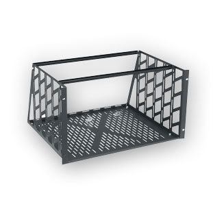 Middle Atlantic CAP6 Clamping Shelf - 6 Spaces