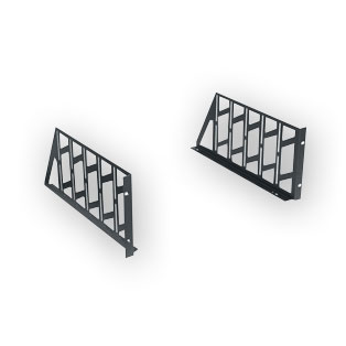 Middle Atlantic KDE4S Assemble Ready Shelf